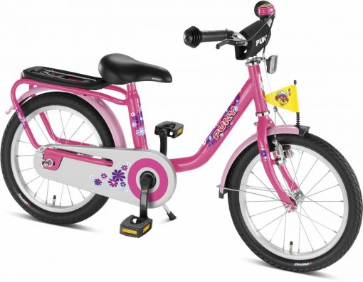 rowerek puky z6 pink