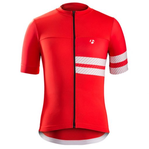 Koszulka Bontrager Circuit L czerwona Viper