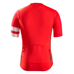 Koszulka Bontrager Circuit L czerwona Viper2