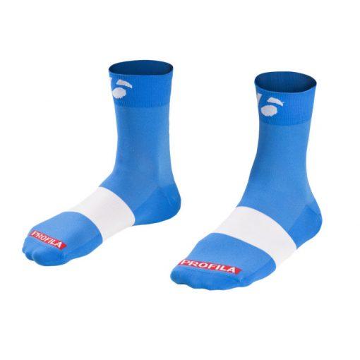 Skarpetki Bontrager Race 6 cm BLUE