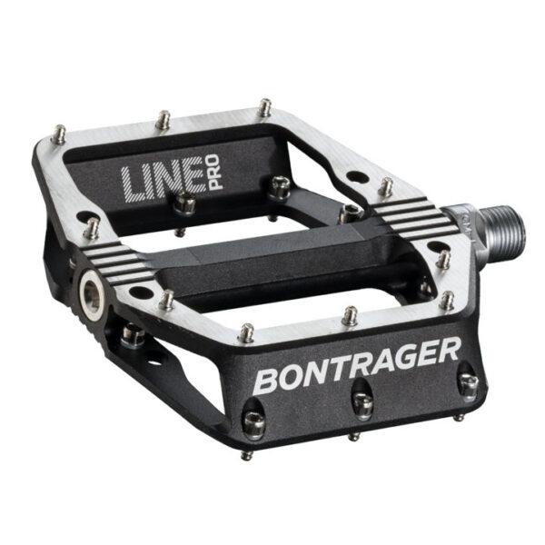 Pedały Bontrager Line Pro Flat czarny