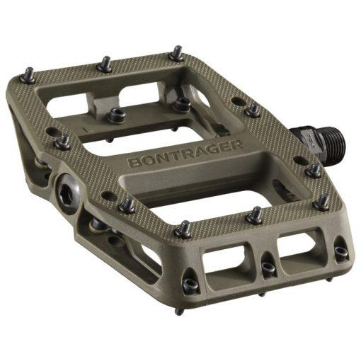 Bontrager Line Elite MTB Pedal oliwka