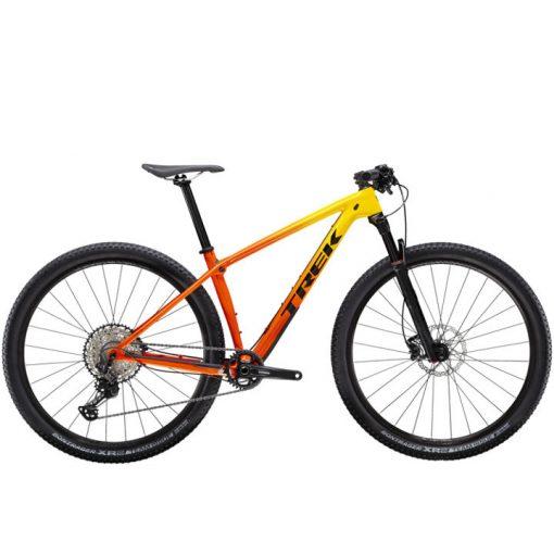 ROWER TREK PROCALIBER 9.6 Yellow to Orange Fade