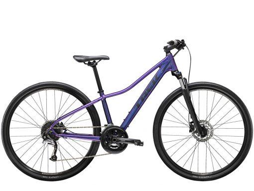 ROWER TREK DS 3 WSD Purple Phaze