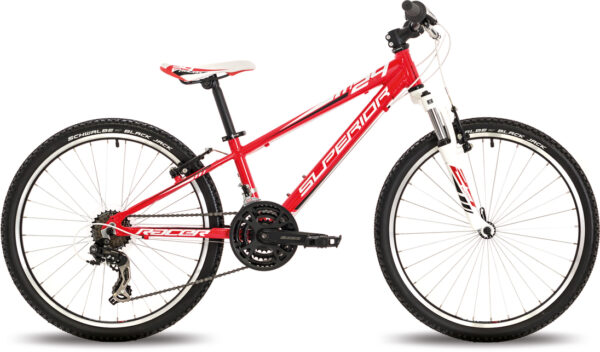SUPERIOR XC 24 RACER RED