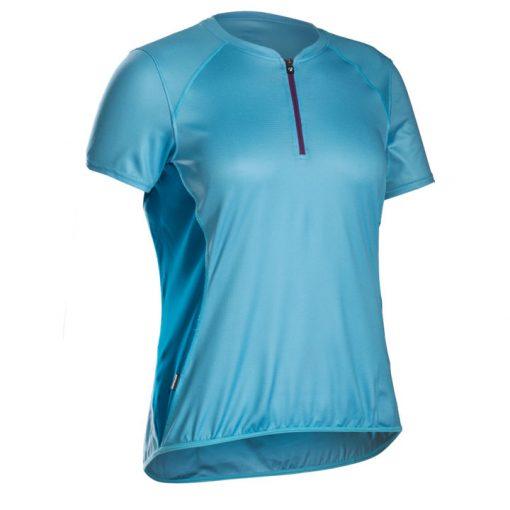 Koszulka Bontrager Evoke WSD BLUE