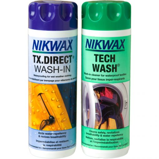 NIKWAX TECHWASH+TX.DIRECT