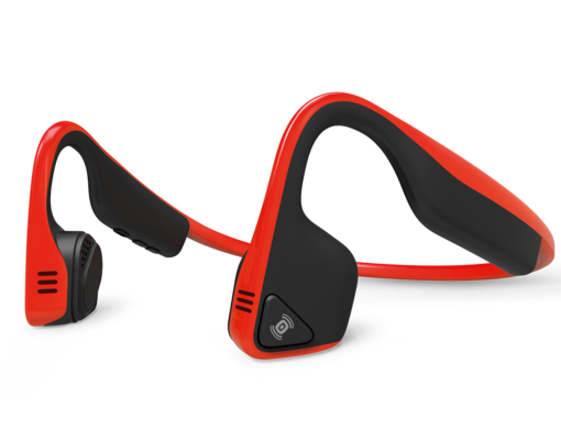 AFTERSHOKZ TRAKZ TITANIUM RED