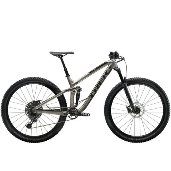 ROWER TREK FUEL EX 7 29 Matte Metallic Gunmetal