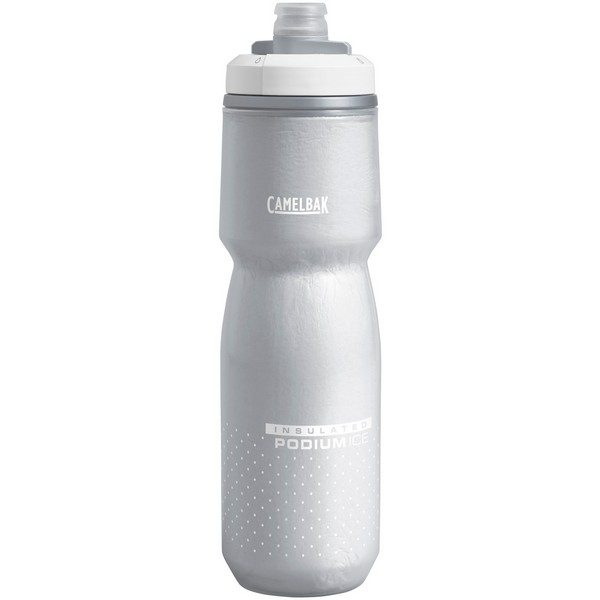 BIDON CAMELBAK PODIUM ICE 620ml (Termiczny) SILVER WHITE