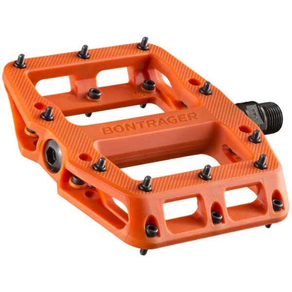 Bontrager Line Elite MTB Pedal orange